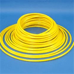 Yellow Polyethylene Tubing - 100'  CDP-YT100